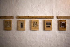 Oeuvres d'art de Joséphine Dominault Mallens, Exposition