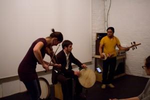 musiciens, animation, julien lahaye, lobsang chonzor, margaux lienard