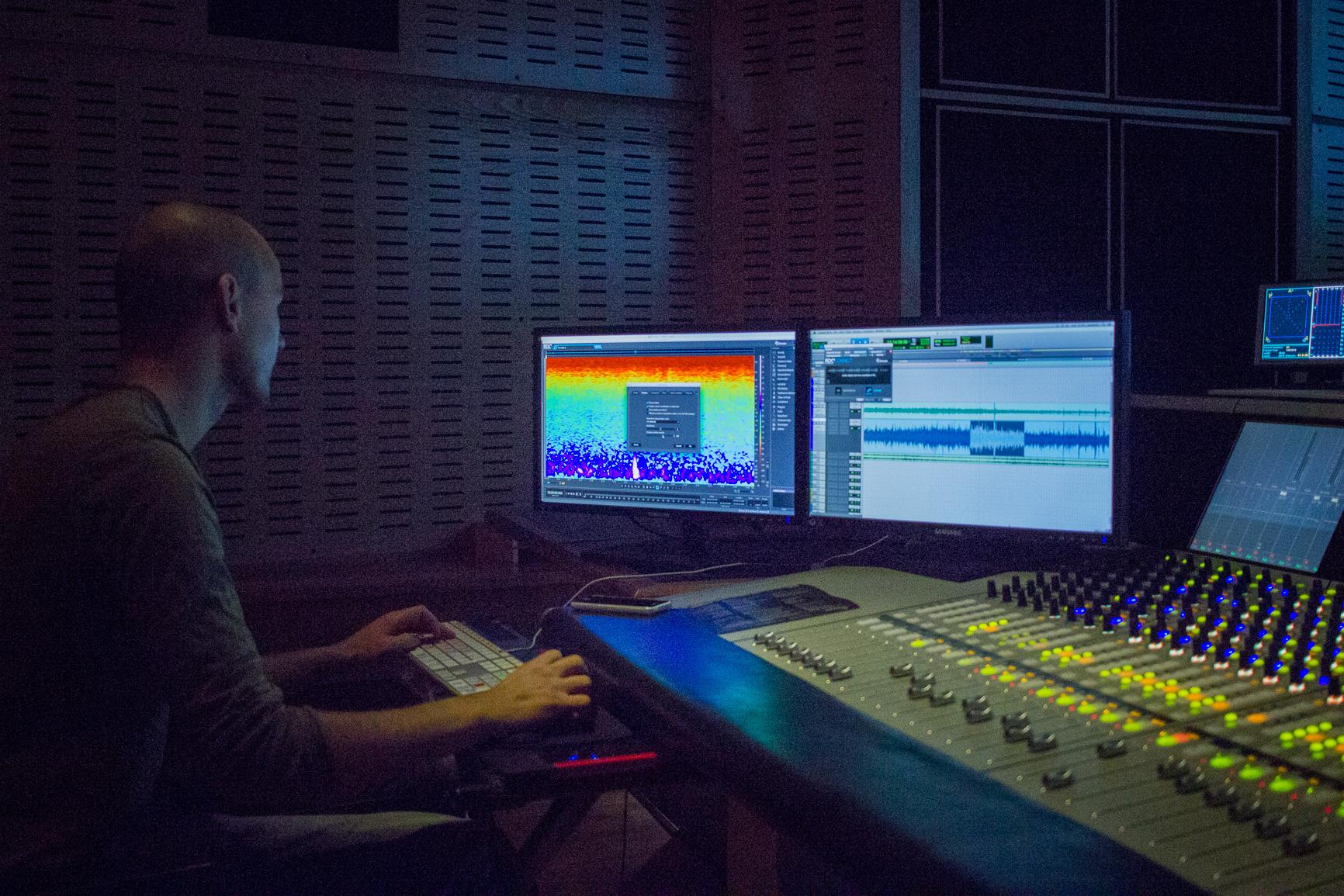Editing, Audiosculpt