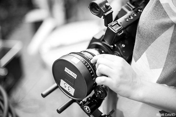 Caméra de cinéma, Noir et blanc