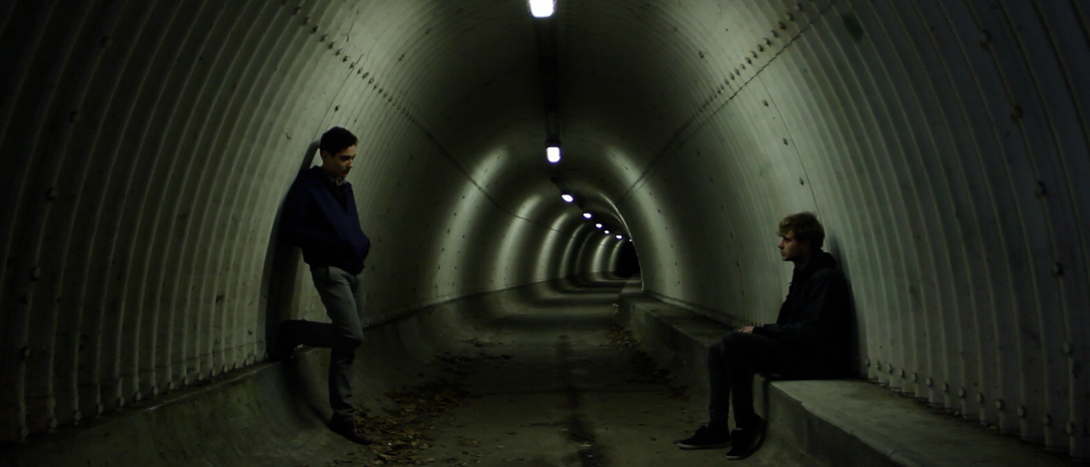 Le tunel, musique par Benoît Duvette