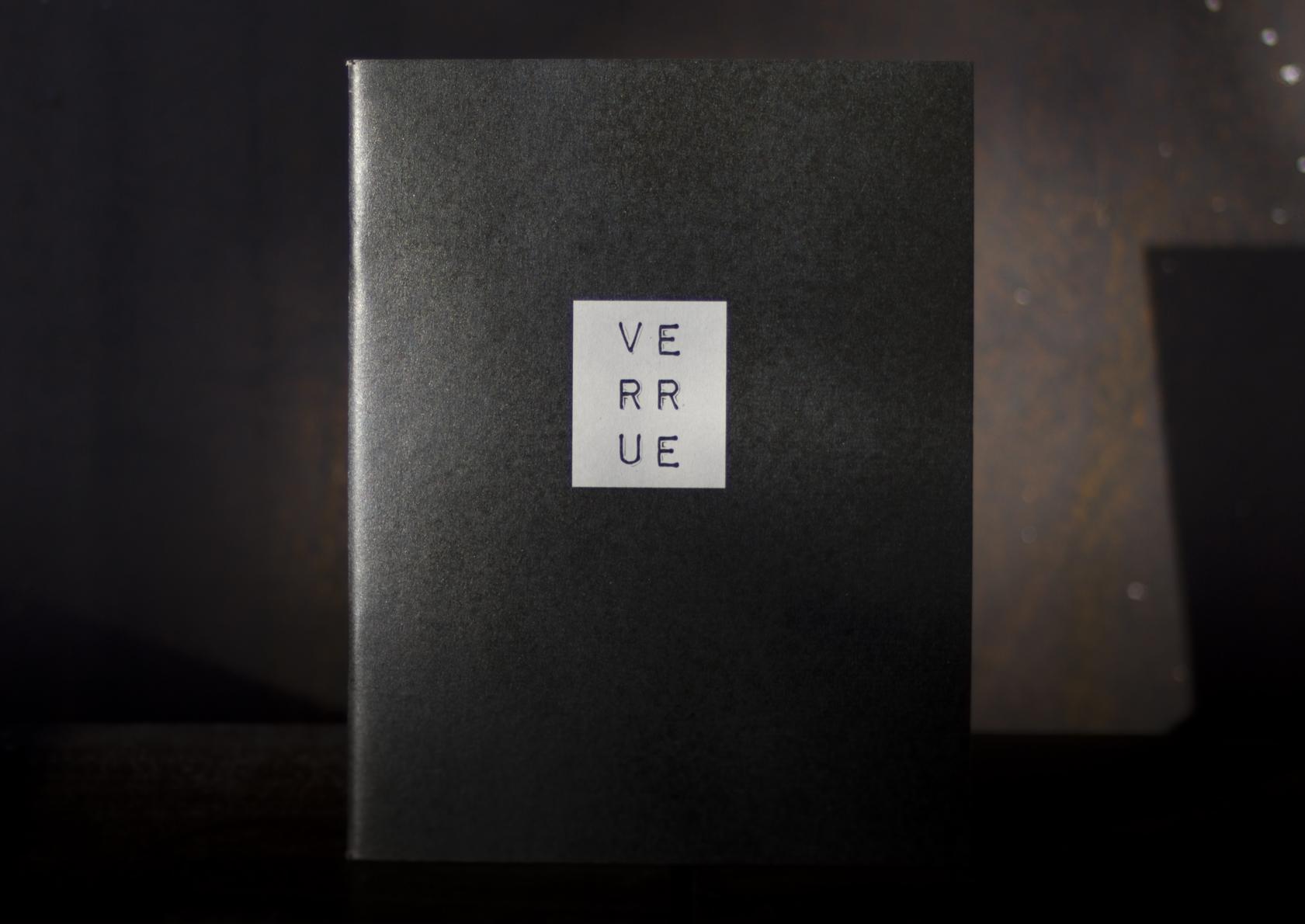 Couverture Revue Verrue