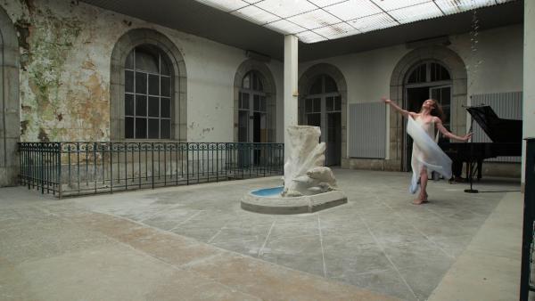 « Récital » François Chaignaud danse Isadora Duncan